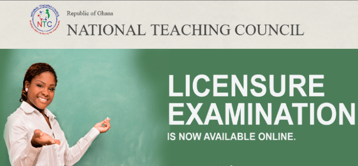NTC Licensure examination