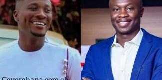 Asamoah Gyan clashes with Saddick Adams over his news report