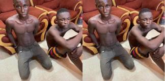 Kasoa teenage Killers; Felix Nyarko and Nicholas Kiki