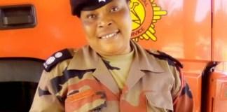 Madam Matilda Tsinigo