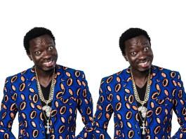 Ghanaian-American actor and comedian Michael Blackson
