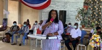 Dr. Mrs. Marie Afua Bakah