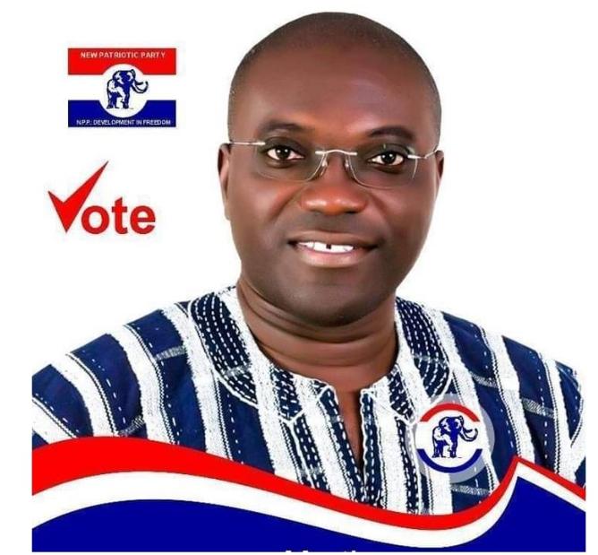 Techiman South Constituency, Mr. Martin Adjei-Mensah Korsah