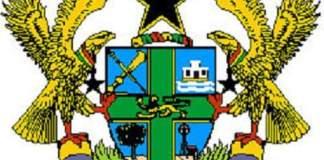 Ghana Coat of Arms
