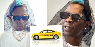Shatta Wale launches Taxi business names it shaxi