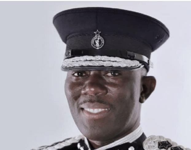 COP Dr. George Akuffo Dampare