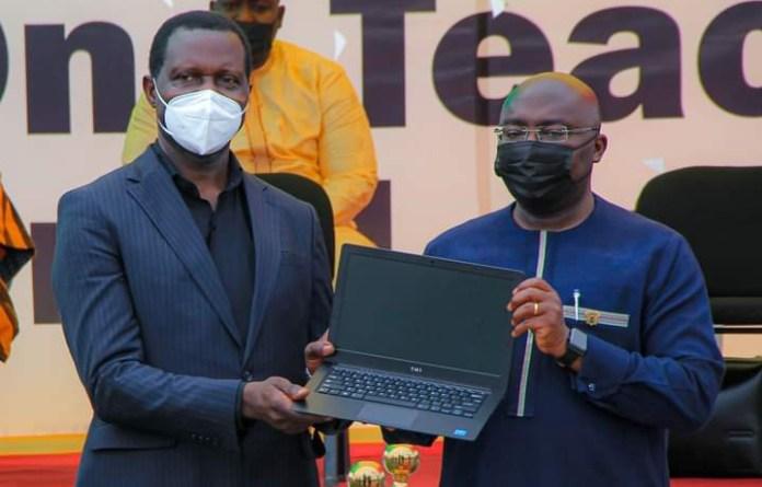 Dr. Yaw Osei Adutwum and Dr. Mahamudu Bawumia
