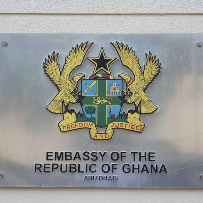 Embassy of Ghana