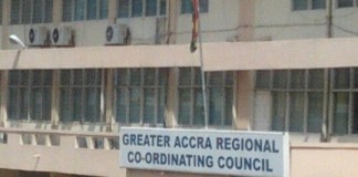 Greater Accra Regional Coordinating Council