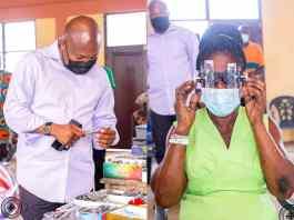 Samuel Okudzeto Ablakwa's Free Eye Screening