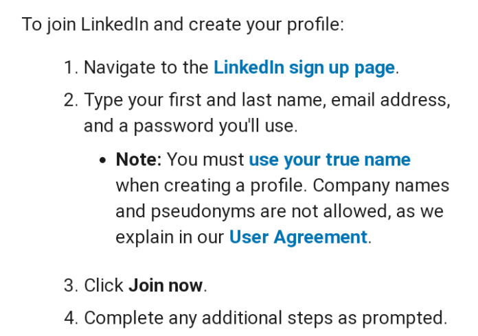 How to register for LinkedIn, How to join LinkedIn, how to find jobs on LinkedIn