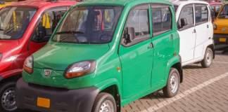 CODA Drive Vehicles.
