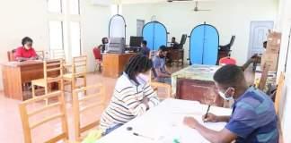 NIA offices in Ghana