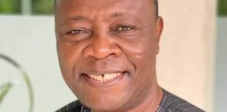Prof. Kwaku Oduro