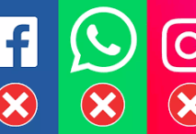 This is why Facebook and WhatsApp not working
