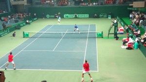 Davis Cup 2016 - Watching Nadal live