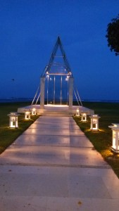Wedding Chapel at Grand Mirage Resort, Bali