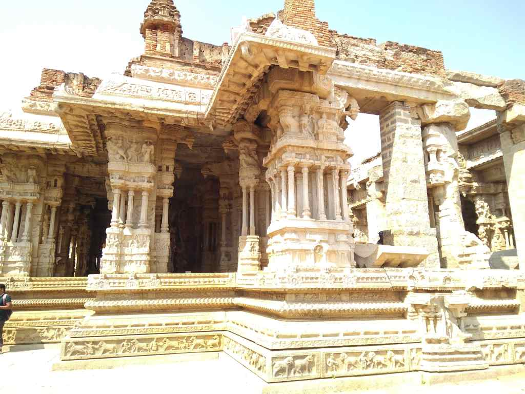 Grand Vittala Temple, Hampi