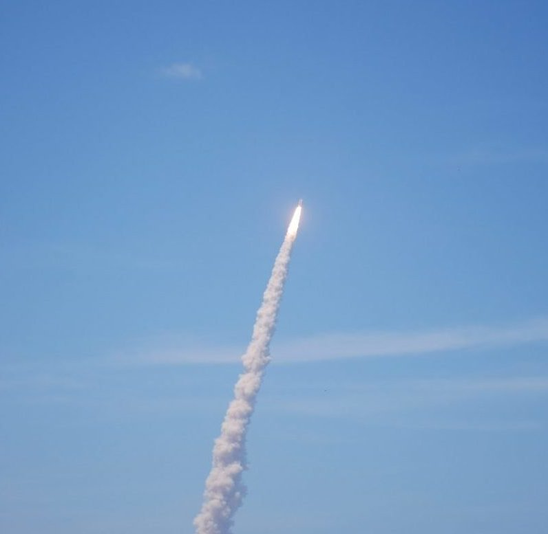 How to watch rocket launch in Sriharikota