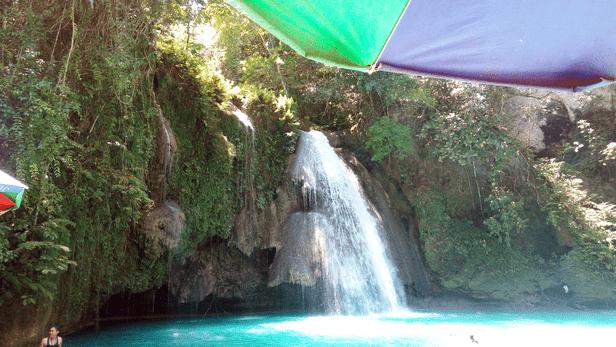 Level 1,Kawasan Falls