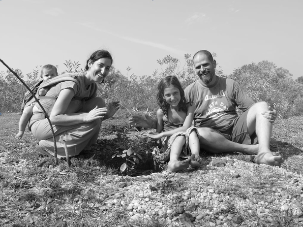 Rozin Family - Founders of Sadhana forest