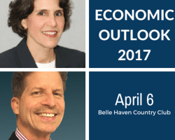 Economic Outlook flyer