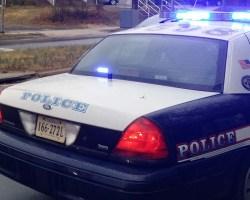 Fairfax Police car