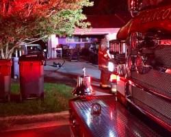 Ivanhoe Lane fire