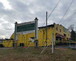 Mount Vernon Antique center