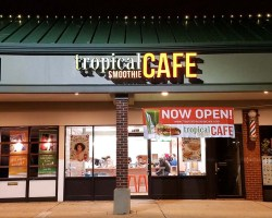 Tropical Smoothie storefront