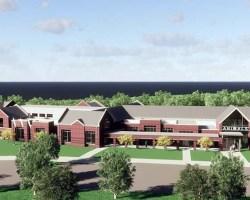 Concept design of new facility