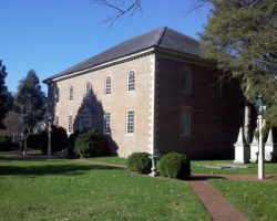 Exterior of Pohick Church