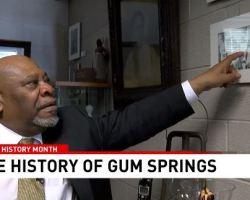 Screenshot from video segment