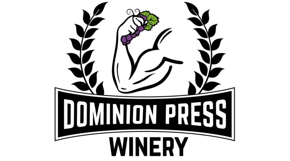 Logo for Dominion Press Winery