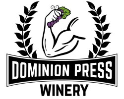 Logo for Dominion Press Winery