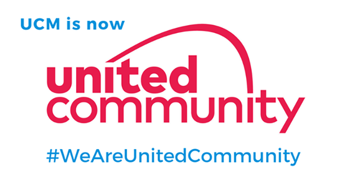 New logo graphic for United Community