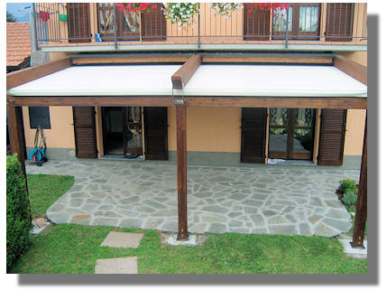 Retractable Awnings Cavas Canopies Coverite Monticello