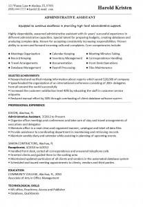 Best Resume Template for Experienced Candidates - 2015 and 2016