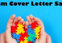 Autism Cover Letter Sample Page Image