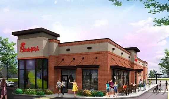 Chick Fil A Resume Page Image