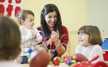 Child Caretaker Resume Sample Page Image