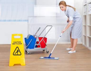 Cleaning Job Cover Letter No Experience Page Image