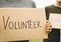 Community Volunteer Cover Letter Page Image