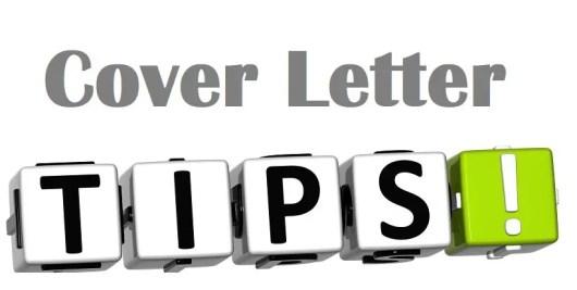 Cover Letter Writing Tips Header