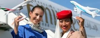 Flight Attendant Resume Page Banner