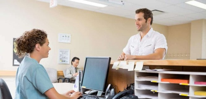 Front Office Medical Assistant Job Description Page Image