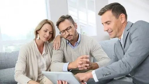Insurance Sales Agent Job Description Page Banner