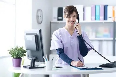 Medical Receptionist Cover Letter Sample And Complete Guidance Clr