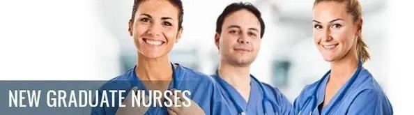 New Grad Nurse Resume Objectives Banner