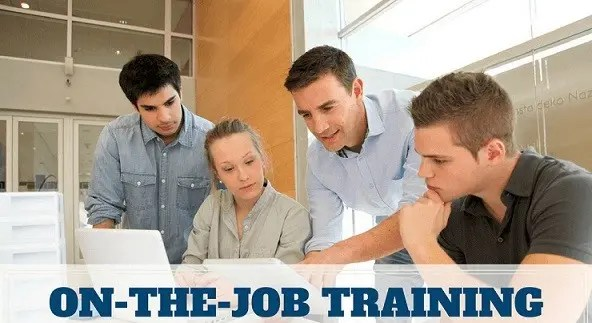 Cover Letter For Ojt On The Job Training Application Clr
